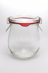 220 ml WECK-Mini-Tulpenglas inkl. Glasdeckel